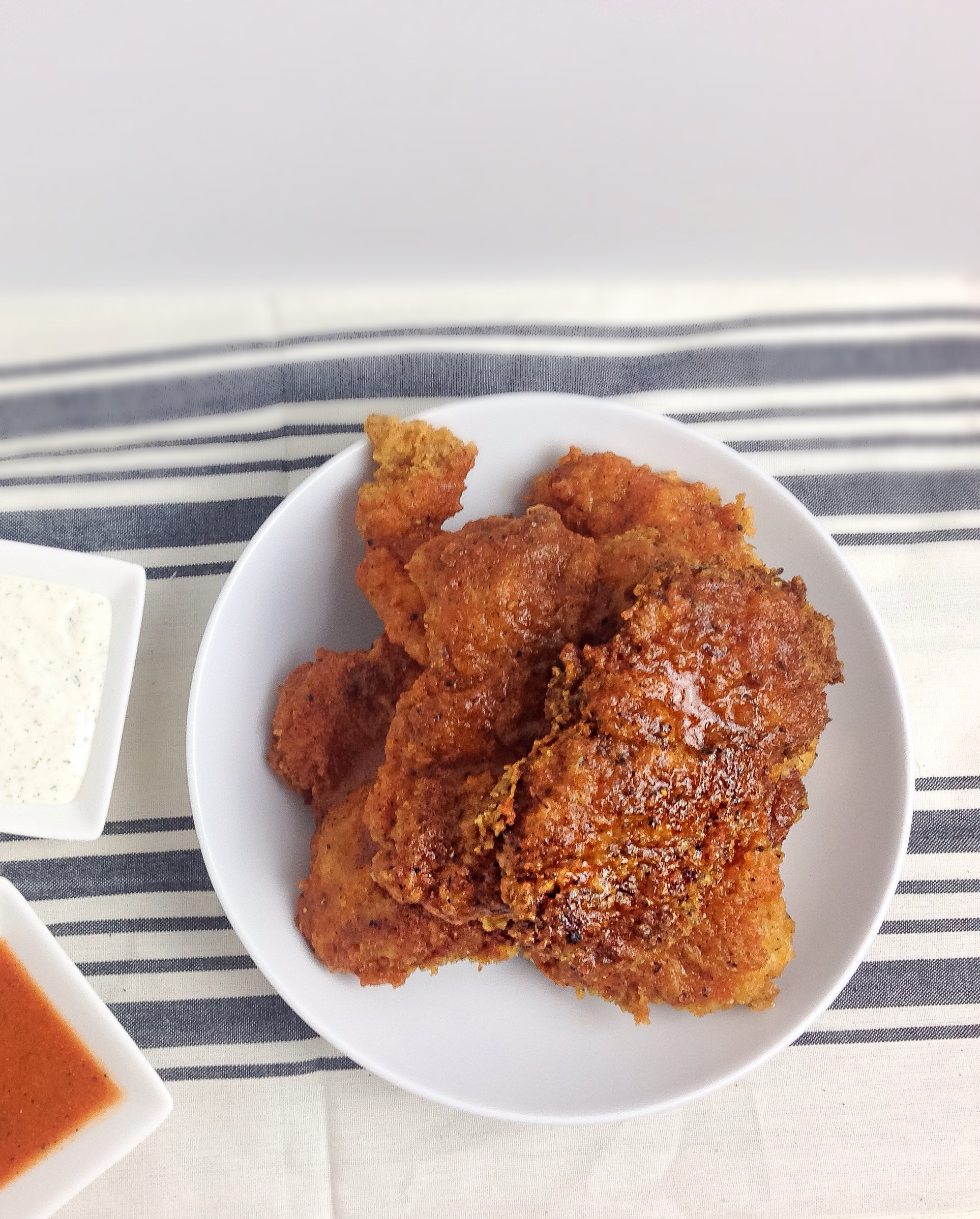 hot fried chicken